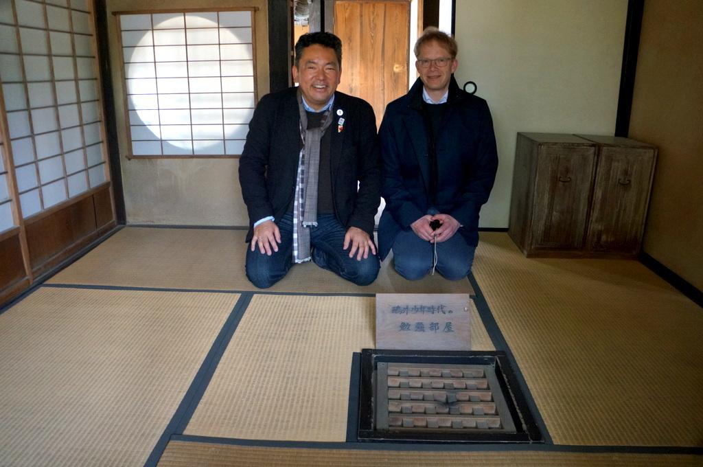 津和野散策 鷗外記念館 4/11其の五_c0180686_01255088.jpg