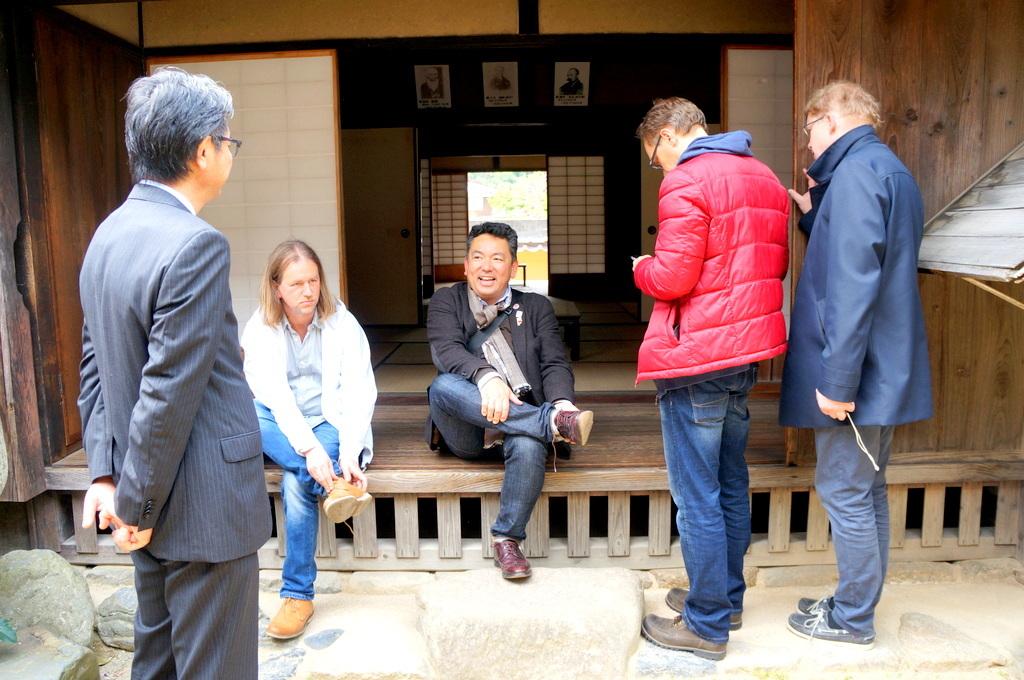 津和野散策 鷗外記念館 4/11其の五_c0180686_01260698.jpg