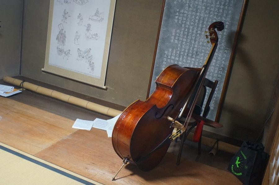 (続)AMPELMANN室内楽in 津和野堀庭園_c0180686_04123313.jpg