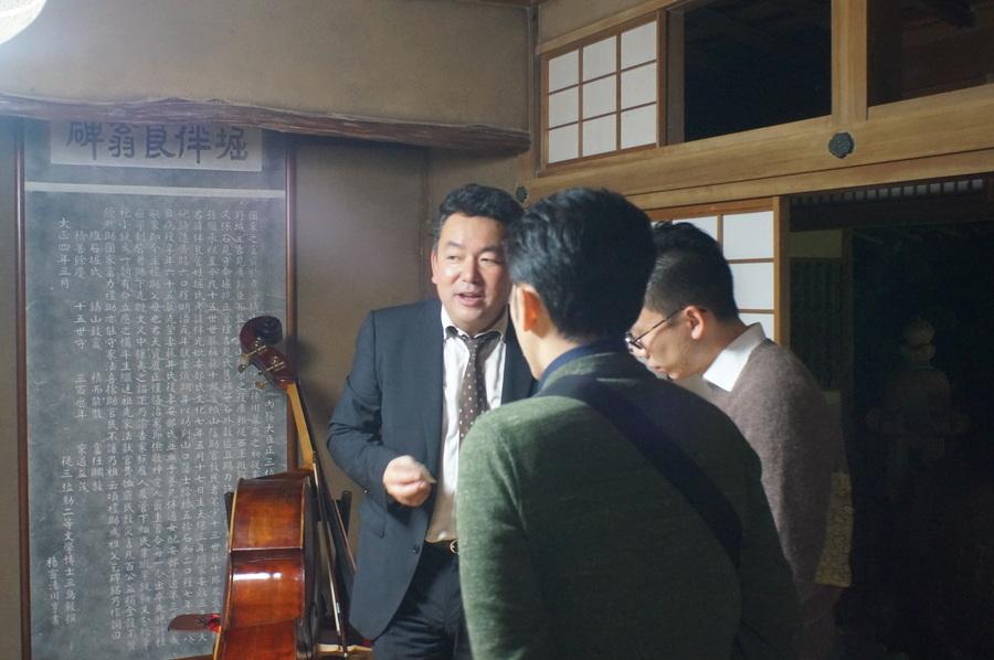 (続)AMPELMANN室内楽in 津和野堀庭園_c0180686_04124778.jpg