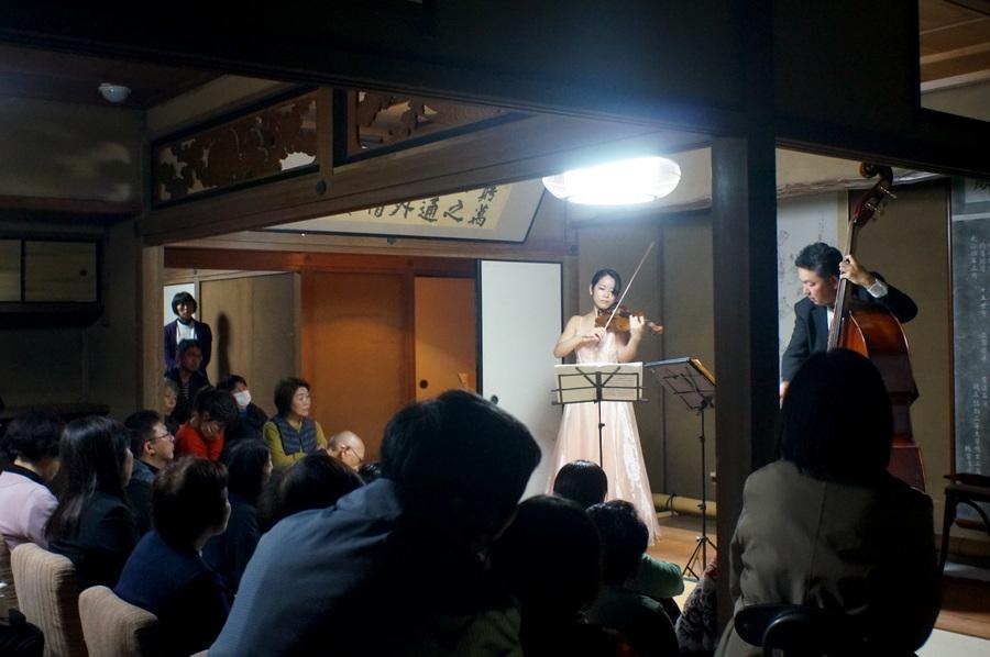 (続)AMPELMANN室内楽in 津和野堀庭園_c0180686_04142305.jpg