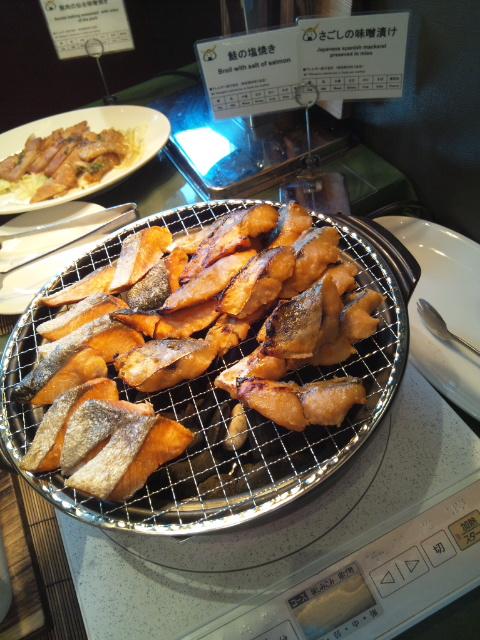 三井ガーデンホテル仙台 朝食ブッフェ_f0076001_2152257.jpg