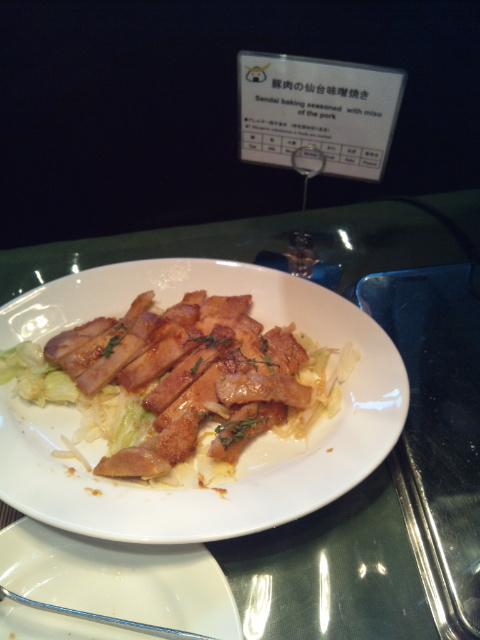 三井ガーデンホテル仙台 朝食ブッフェ_f0076001_2153361.jpg