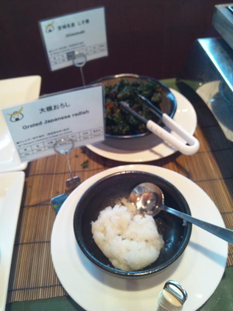 三井ガーデンホテル仙台 朝食ブッフェ_f0076001_21545528.jpg
