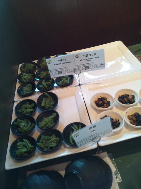 三井ガーデンホテル仙台 朝食ブッフェ_f0076001_2156393.jpg