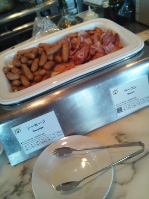 三井ガーデンホテル仙台 朝食ブッフェ_f0076001_2157475.jpg
