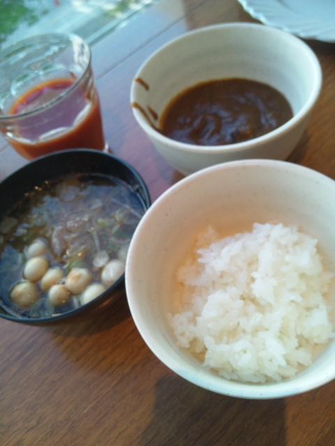 三井ガーデンホテル仙台 朝食ブッフェ_f0076001_223115.jpg