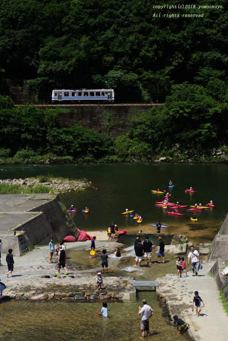夏の川辺で_d0309612_21371823.jpg