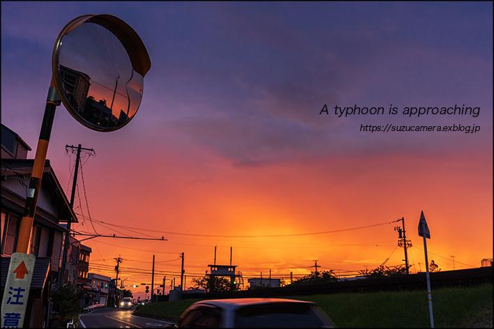 台風が来る前に_f0100215_22404623.jpg