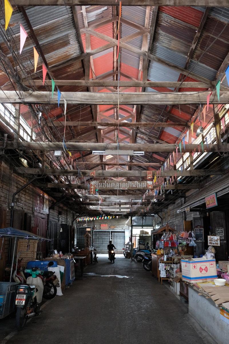 チャチェンサオ  百年市場「タラート・バーンマイ」の午後_b0061717_10363349.jpg