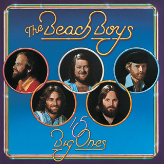Beach Boys 「15 Big Ones」 (1976)_c0048418_19285555.jpg