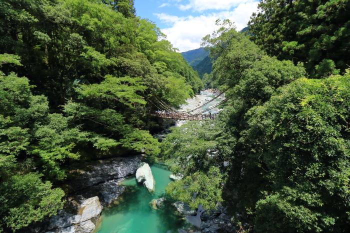 【祖谷のかずら橋】四国旅行 - 2 -_f0348831_16280704.jpg