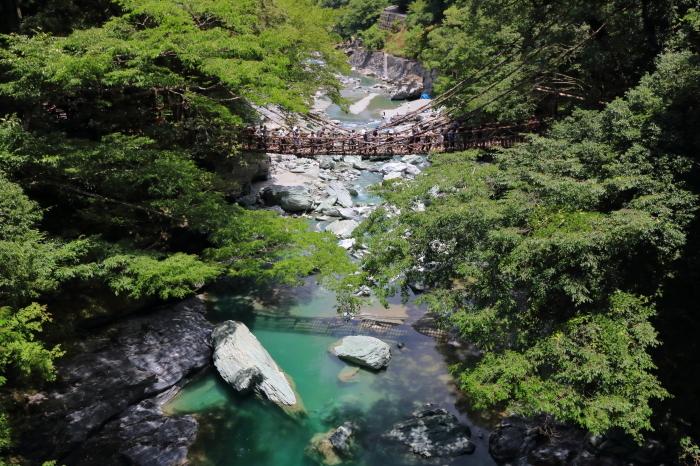 【祖谷のかずら橋】四国旅行 - 2 -_f0348831_16282366.jpg
