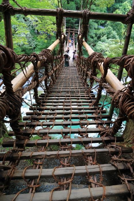 【祖谷のかずら橋】四国旅行 - 2 -_f0348831_16284688.jpg