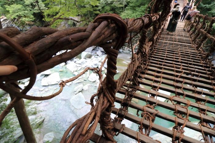 【祖谷のかずら橋】四国旅行 - 2 -_f0348831_16284924.jpg