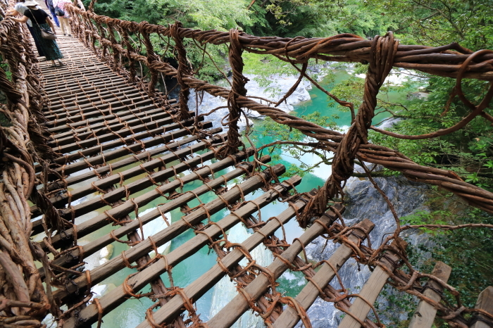 【祖谷のかずら橋】四国旅行 - 2 -_f0348831_16285684.jpg