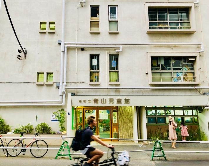 台風前の夕焼けin東京表参道_a0103940_22034619.jpeg