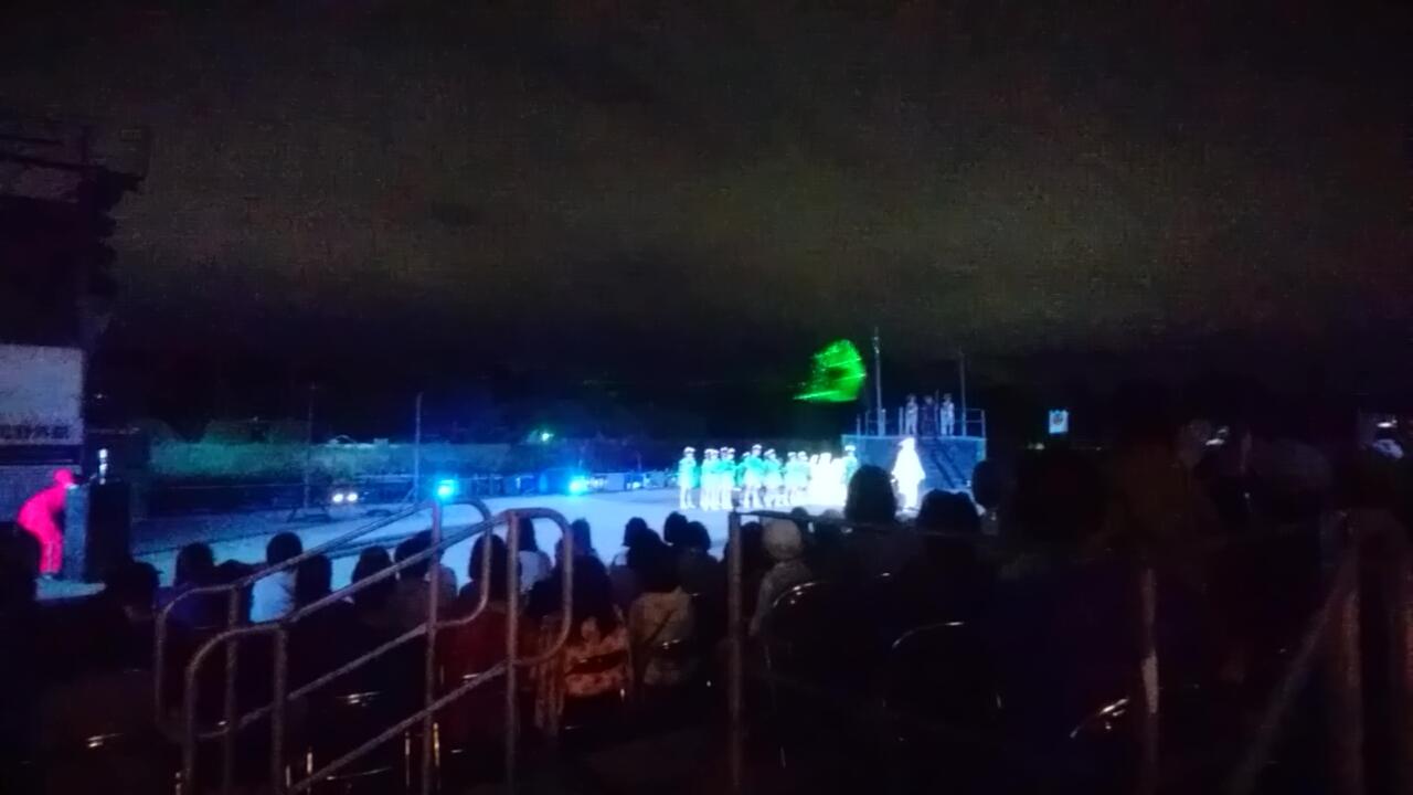 函館野外劇6日目が無事終了。沢山の励ましのお言葉ありがとう_b0106766_23073958.jpg