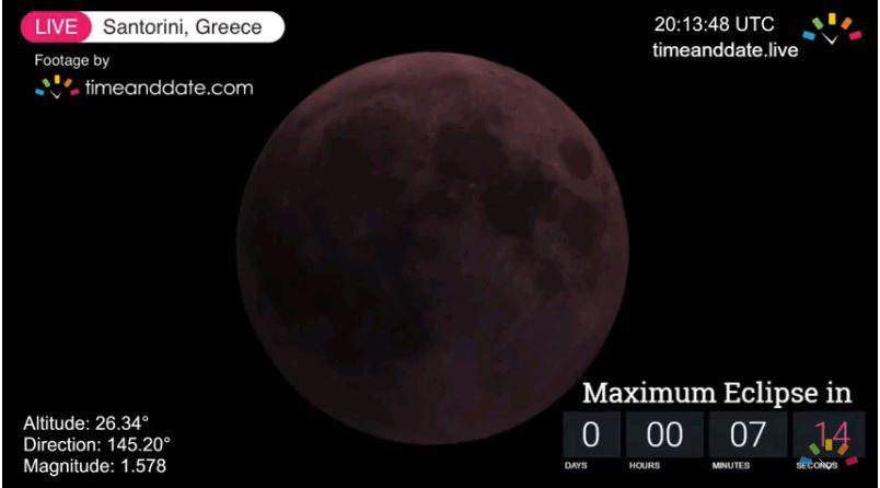月食だ~! 毎度のLive配信で盛り上がる♪_a0314481_05170189.jpg