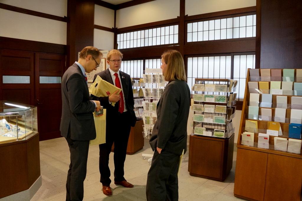 津和野最終日 安野光雅美術館 4/12其の三_c0180686_02493240.jpg
