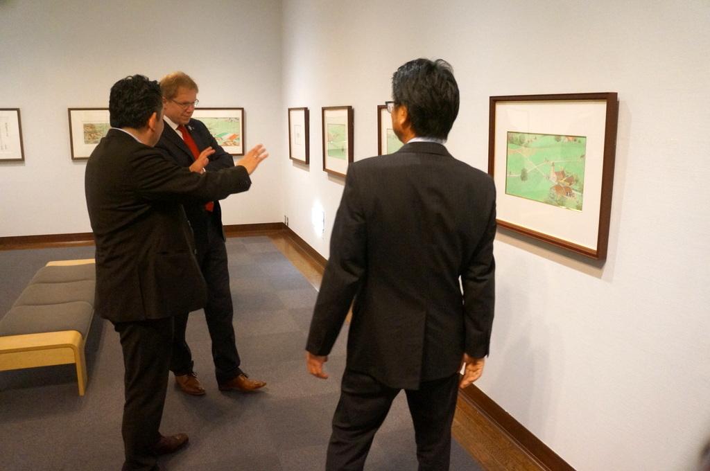 津和野最終日 安野光雅美術館 4/12其の三_c0180686_06060964.jpg