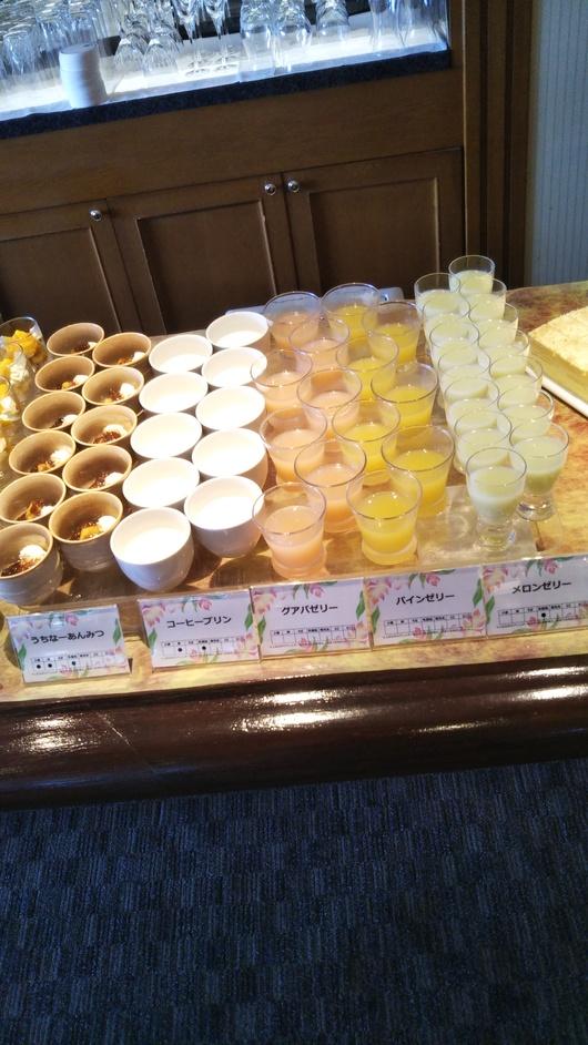 川崎日航ホテル 夜間飛行 トロピカルスイーツブッフェ_f0076001_22502484.jpg