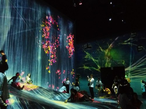 EPSON teamLab Borderless_a0057402_12544100.jpg