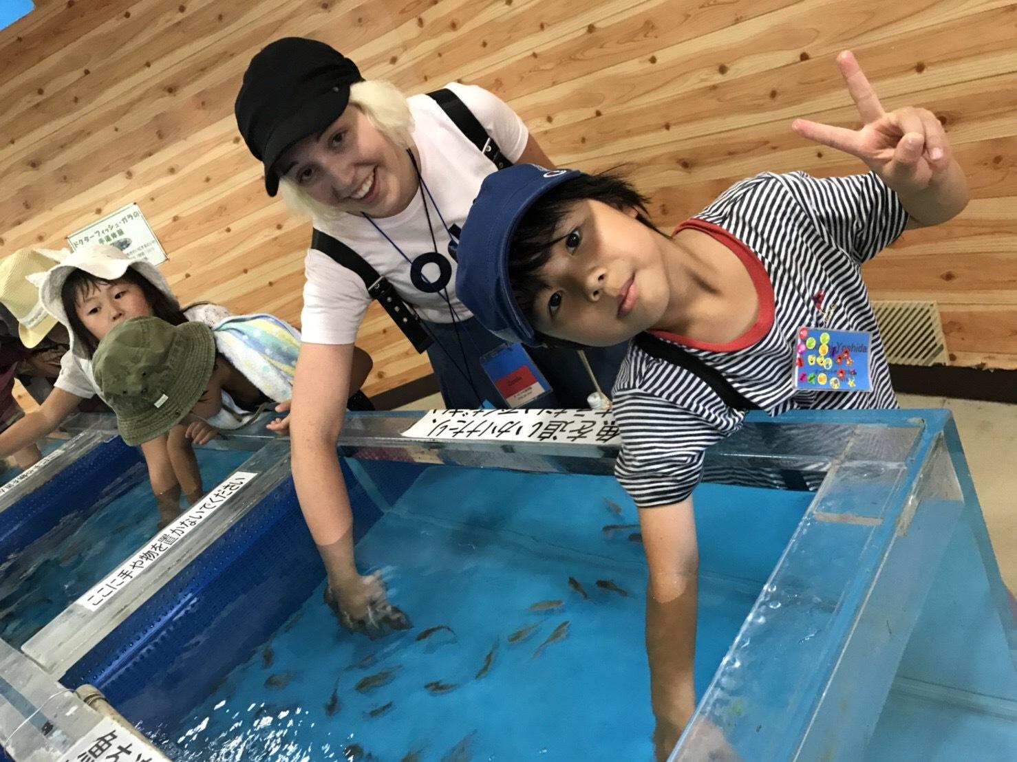 Summer Event 1 園児遠足_a0113809_11455445.jpg