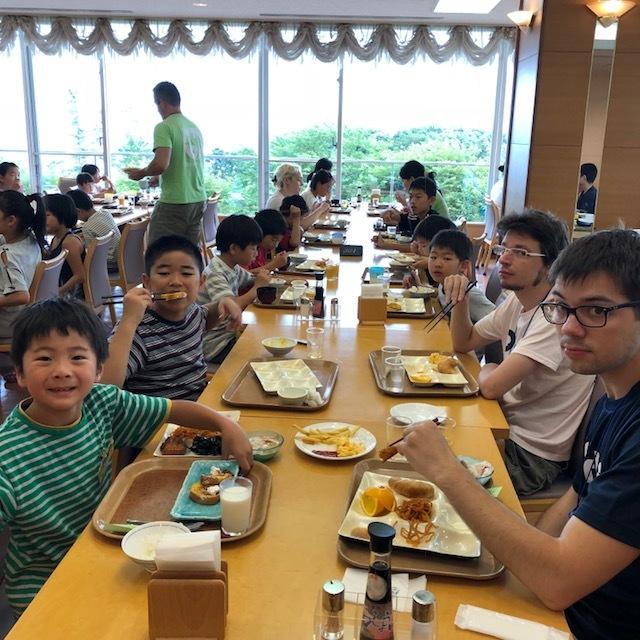 Summer Event 2 小学生合宿_a0113809_11594728.jpg