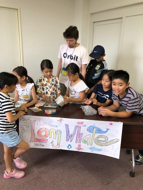 Summer Event 2 小学生合宿_a0113809_11595704.jpg