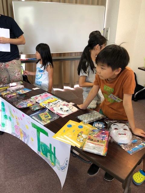 Summer Event 2 小学生合宿_a0113809_12003544.jpg