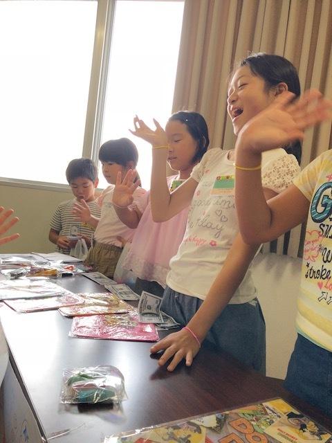 Summer Event 2 小学生合宿_a0113809_12005686.jpg
