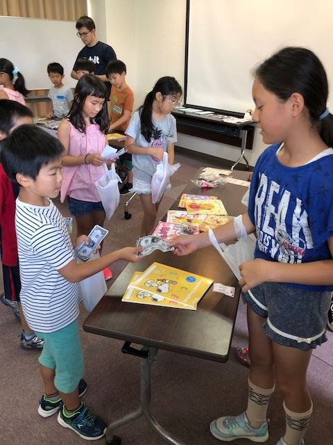 Summer Event 2 小学生合宿_a0113809_12010486.jpg