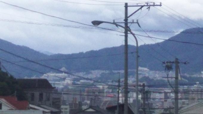 西進台風接近中_e0094315_08091925.jpg