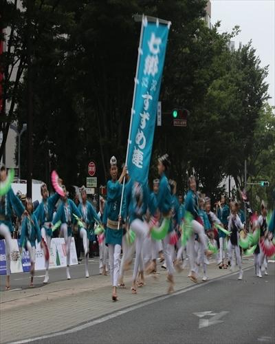 仙台市 夏祭り 「スズメ踊り」 _d0106628_18522496.jpg