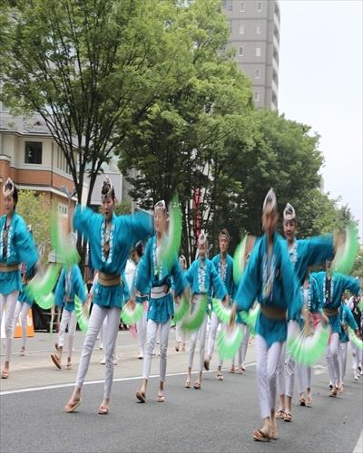 仙台市 夏祭り 「スズメ踊り」 _d0106628_18525317.jpg