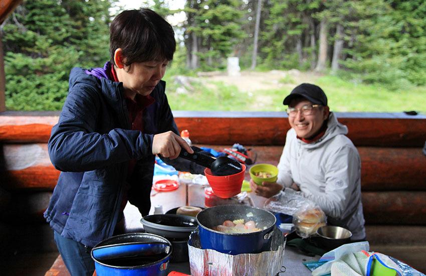アシニボインとレイクオハラを巡るロッキー2大キャンプツアー!_d0112928_02342036.jpg
