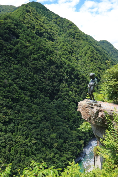 【祖谷峡 小便小僧】四国旅行 - 3 -_f0348831_08100497.jpg