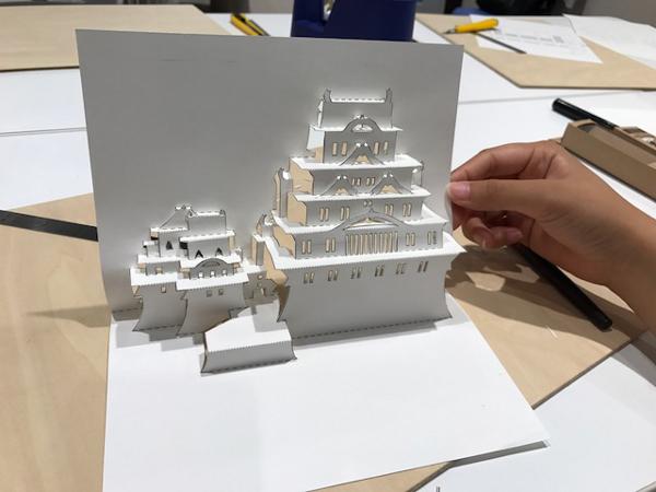 第二回 家の模型を作ろう!展が開催されました!_c0126647_16170787.jpg