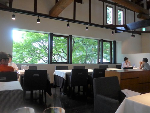京都・祇園四条「リストランテ キメラ」へ行く。_f0232060_1571212.jpg