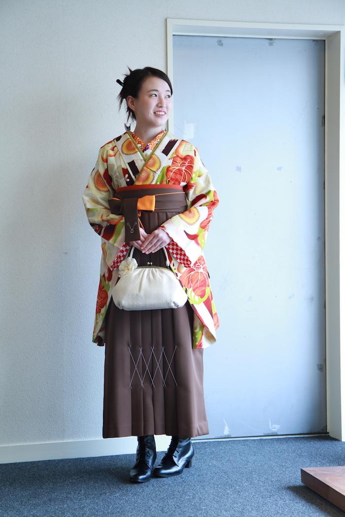 Nanaちゃんの卒業袴_d0335577_13290090.jpg