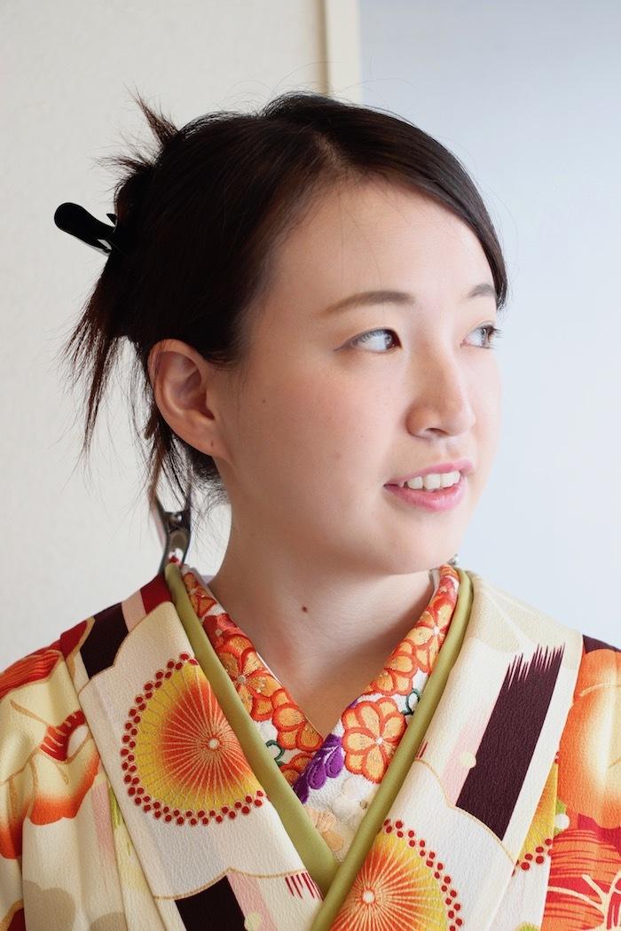 Nanaちゃんの卒業袴_d0335577_13292091.jpg
