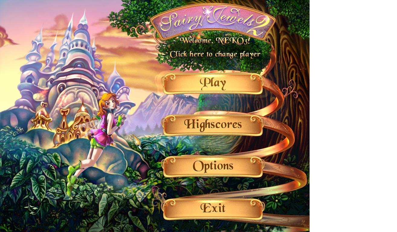 Fairy Jewels クリア♪ Fairy Jewels 2 スタート♪ ~完成~_a0314481_06264423.jpg