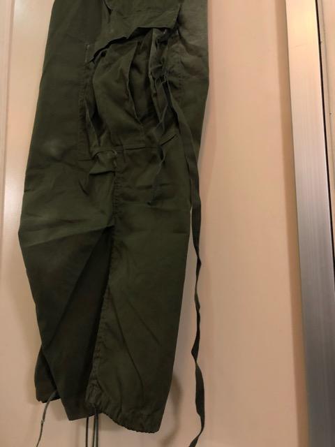 8月1日(水)大阪店、ヴィンテージ入荷日!!#1 U.S.Military Part1編! 幻のM-1941ParatrooperJumpPants!!_c0078587_20212762.jpg