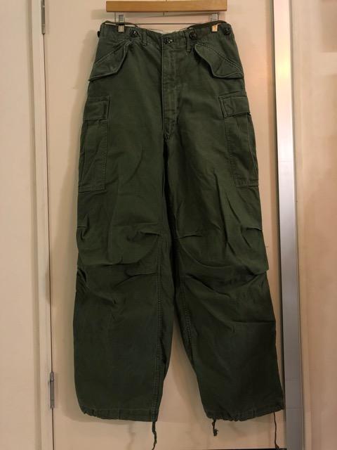 8月1日(水)大阪店ヴィンテージ入荷日!!#2 U.S.Military Part2編!NOS 40\'s USMC W.StitchChino&M-43 HBT FieldTrousers!!_c0078587_2211382.jpg