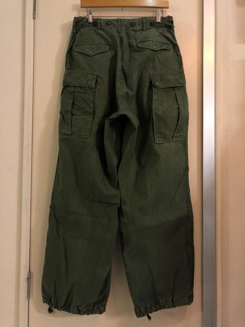 8月1日(水)大阪店ヴィンテージ入荷日!!#2 U.S.Military Part2編!NOS 40\'s USMC W.StitchChino&M-43 HBT FieldTrousers!!_c0078587_22114555.jpg
