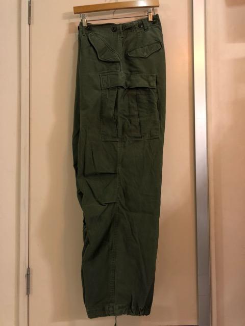 8月1日(水)大阪店ヴィンテージ入荷日!!#2 U.S.Military Part2編!NOS 40\'s USMC W.StitchChino&M-43 HBT FieldTrousers!!_c0078587_22115235.jpg