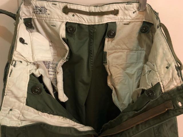 8月1日(水)大阪店ヴィンテージ入荷日!!#2 U.S.Military Part2編!NOS 40\'s USMC W.StitchChino&M-43 HBT FieldTrousers!!_c0078587_22132632.jpg