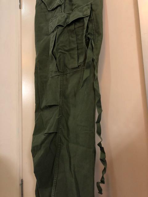 8月1日(水)大阪店ヴィンテージ入荷日!!#2 U.S.Military Part2編!NOS 40\'s USMC W.StitchChino&M-43 HBT FieldTrousers!!_c0078587_22135417.jpg