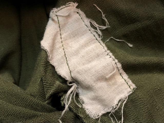 8月1日(水)大阪店ヴィンテージ入荷日!!#2 U.S.Military Part2編!NOS 40\'s USMC W.StitchChino&M-43 HBT FieldTrousers!!_c0078587_22522790.jpg